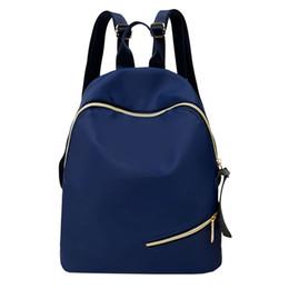 Sac à dos solide couleur bonne qualité en alliage Zipper Sac à dos étudiant cartable voyage école sac à dos sac en tissu Oxford ? partir de fabricateur