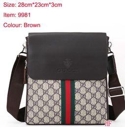 Nuovi uomini di alta qualità borse in vera pelle borse a tracolla uomini borsa bolsas borsa messenger uomini abito da sposa crossbody bag 02 da