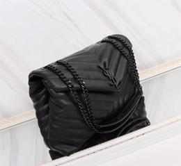 LOULOU Novo Estilo Marca de Couro Genuíno Petite Boite Chapeau designer saco mulheres Monogrram reversa bolsa de ombro bolsa de Mensageiro circular de