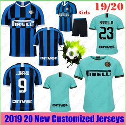 alexis jersey Coupons - New 19 20 Inter Cheap and fine Milan Martinez 9 LUKAKU 9 LUKAKU 7 ALEXIS champion soccer jerseys 19 20 football jersey