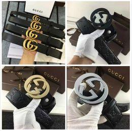 Marca jeans online-2019 marcas de moda cinturón hombres mujeres marcas Marcas de diseño cinturones hebillas de oro jeans de fiesta Cinturones envío gratisGUCCI