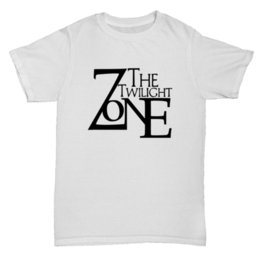 Twilight Zone Enter At Own Risk TV Show T-Shirt Sizes S-3X NEW