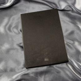 2019 livros de bolso chineses Preto Homem Livro de notas Notepads Fontes do negócio handmade itália Agenda Clássico cadernos Diário Diário Design Avançado