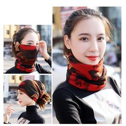Ohrenschützer für frauen online-Neueste Mode Silk Designer Caps Männer Frauen Floral Bandanas UV Schutz Kopf Wickelt Häkeln Gehörschutz Direktverkauf