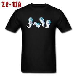 2019 camisa do dragonball Camiseta preta Super Z Goku Fantasma Camisetas Kamikaze Fantasma Engraçado Vegeta Saiyan Camisetas Easter Dragonball Camiseta Homem camisa do dragonball barato