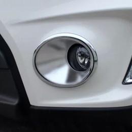 plaque de seuil de porte nissan Promotion Pour SUZUKI Vitara 2016 2 PCS Marque New ABS Lampe Phare antibrouillard arrière avant Chrome Car Trim Couverture Styling Auto Accessoires
