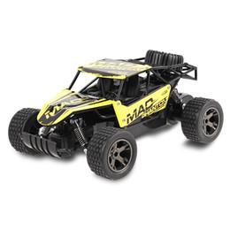 Auto di rc dell'ammortizzatore online-Jule UJ99 - 1815B 2.4 GHz 1:20 RC Auto RTR 20 km / h Ammortizzatore antiurto in PVC Shell fuoristrada RC Auto giocattolo