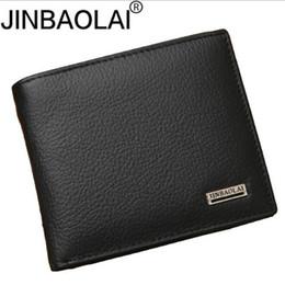 Produits de poche en Ligne-100% cuir véritable mens portefeuille premium produit véritable portefeuilles en cuir de vachette pour homme court black walet portefeuille homme