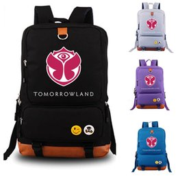 2019 sac à dos rouge violet Tomorrowland cartable sac à dos rouge bleu violet noir gris sac à dos # 138931 sac à dos rouge violet pas cher