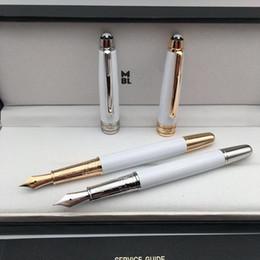 Vente chaude - MBL Mt p163 En Métal design stylo à bille stylo plume Papeterie Fournitures De Bureau De L'école Marque stylo et coffret cadeau ? partir de fabricateur