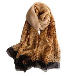 Patrón de cocodrilo bufanda de seda mantón femenino vacaciones toalla de playa primavera verano sección larga a prueba de polvo hilo suave camello 17 5wy C1 desde fabricantes