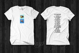 Golf Wang - Vince Staples et Tyler, le Créateur Tour 2018 Flower Boy T Shirt Hommes Femmes Mode Unisexe t-shirt Livraison Gratuite ? partir de fabricateur