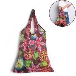 Мода Окружающая среда Карманный квадрат Сумка для покупок Экологичный складной многоразовый Переносная ручка на плечо Сумка из полиэстера # 139051 supplier eco friendly square bags от Поставщики эко-квадратные сумки