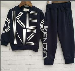 Jungs trainingsanzug leopard online-Jungen und Mädchen-Designer-T-Shirts und Shorts Anzug Marke Tracksuits 2 Kinderkleidung Set Hot Sell Fashion Sommer-Kinder