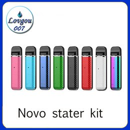 Novo Pod Starter Kit 450mAh Portable Vape E Cig Kit avec cartouche vide de 2 ml 0268095-1 ? partir de fabricateur