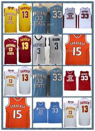 Melhores camisas on-line-433 Arizona State Sun Devils NCAA 33 Bryant 13 Harden jerseys College Basketball 2019 Best-seller Jersey57867