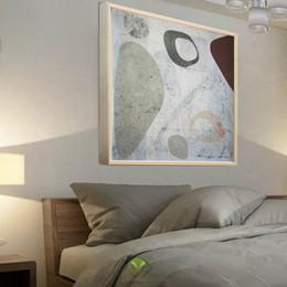 Peintures de décoration d'hôtel en Ligne-Peintures sur toile Wall Art abstrait 16 X 16 Fournitures De Fabricant Décoration Pour Home Hôtel Bureau pour adultes