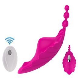 HOTVibrator Pour Femme Périnée Massage Papillon Vibrateur Télécommande Vagin Stimulation Du Clitoris Invisible Culotte SexToy ? partir de fabricateur