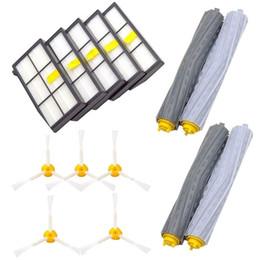 Ersatzteile für iRobot Roomba-Staubsauger mit 5-teiligem Filter 5-tlg von Fabrikanten