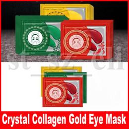 Den schwarzen augenkreis entfernen online-Goldkristallkollagen-Augenmaske Hotsale es Für den Anti-Dunklen Kreis Entfernen Sie Gesichtspflege für schwarze Augen