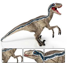 NOVO Velociraptor Jurassic World Falled Jurassic ação Jurassic 2 Estilo 15 cm x 7.5 cm x 9 cm figura brinquedos presente de Fornecedores de teste de pc
