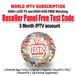 Caja de televisión para adultos online-1/3 mes de suscripción a Iptv para Smart TV M3U Mag Box Android IOS Dispositivo Francia Reino Unido Italia EE.UU. España Canadá Abonnement Iptv Canales para adultos