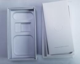 Canada Vide Phone Box Retail Boxes pour iPhone 5 5S SE 5C 6 6S 7 8 plus X Boîte de téléphone mobile Pas de charge des écouteurs Câble AU US UK EU plug accessoires Offre