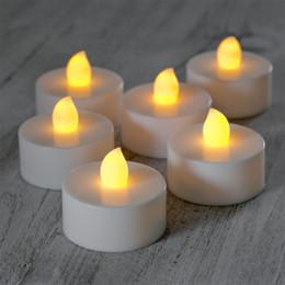 parti için ficker ışıkla gerçek balmumu Made by LED mum, festival gece lambası düğün doğum günü dekorasyon JK0065A nereden