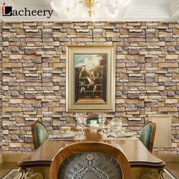 1M/2M New Style 3D Faux Brick Wall Sticker Removable Self Adhesive  Wallpaper PVC Waterproof Kitchen Living Room Decor Film cheap faux brick walls от Поставщики искусственные кирпичные стены