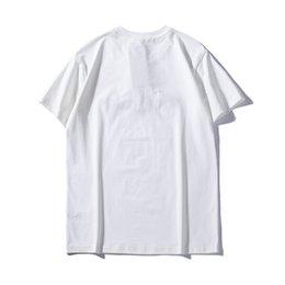 Canada Hommes Chemise Tee-shirt À Manches Courtes Créateur De Mode D'été Casual Coton Femmes Tops Vêtements Tshirt Tees Lettre T-shirts Col Rond Skateboard cheap casual mode men Offre