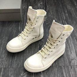 Home Europa Und Die Vereinigten Staaten Männer Casual Leder Stiefel Dicke Männer Martin Stiefel Außenhandel Männer Schuhe Mode Business Schuhe Neueste Mode