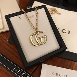 collier visage de lion d'or Promotion Mode la plus récente pour femmes Bijoux Fit Fit Silver Necklace Pendentif Mix