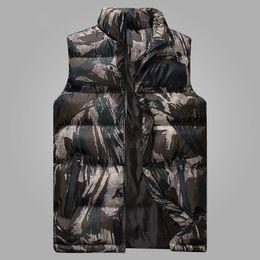 3e91623f054 Vest Men New Stylish Autumn Winter Warm Sleeveless Jacket Waistcoat Slim  Fit Men s Vest Fashion Casual Coats Men Plus Size M-5XL