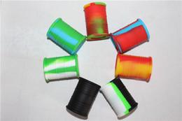 2019 sony vtc4 chargeur Récipients de stockage de baril de baril d'huile de silicone de 11ML Dab Jar, approbation de la FDA, conteneur de stockage de cire d'huile
