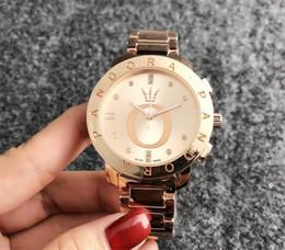 Novos homens diamante Pandora relógio de luxo de aço aço relógio de pulso Casual inoxidável quartzo relógios mk dz dw mulheres assistem de Fornecedores de cosplay rainha