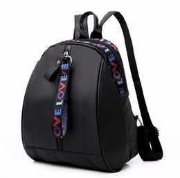 175585600e Sac à dos dame Oxford 2019 nouvelle mode version coréenne du sac de voyage  en plein air d'épaule de couleur de collision Livraison gratuite sac à dos  coréen ...