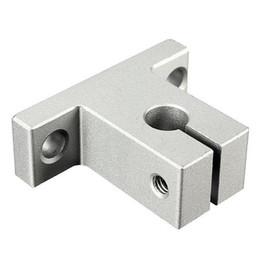 SK8 SK10 SK12 SK16 SK20 Linéaire Rail Shaft Barre support de palier CNC imprimante 3D