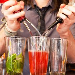 distribuidores de vidrio al por mayor Rebajas Venta al por mayor venta CALIENTE de acero Inoxidable dispositivo de Colada vino Aceite de Oliva Pourer Dispenser Spout Glass Bottle 262