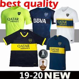 81c9a6e5f0b thai quality Boca Junior Third Green 2018 2019 Argentine Super League  Soccer Jerseys 18 19 GAGO  5 CARDONA TEVEZ HOME AWAY football uniforms