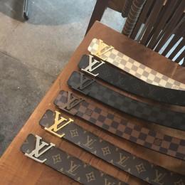 Canada Ceinture en cuir d'origine! 2018 nouvelle boucle de ceinture pour dames à la mode et de haute qualité, boîte-cadeau, livraison gratuite! Offre