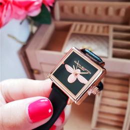9465c91737c 2019 relogios quadrados Atacado! AAA praça das mulheres relógio top marca  de moda de couro