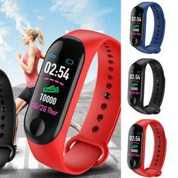 2019 relógio de tela tft Lefun Saúde Inteligente Braclet 0.96in TFT Heart Rate Sports sono Waterproof Monitoramento Assista EM88 relógio de tela tft barato