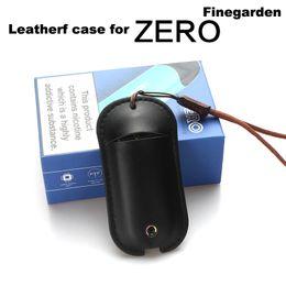 2019 zigaretten ego ce5 kit doppel Vaporesso Zero Ledertasche Tasche aus hochwertigem PU-Leder mit Lanyard Luxus-Schutzhülle für das Zero-Kit