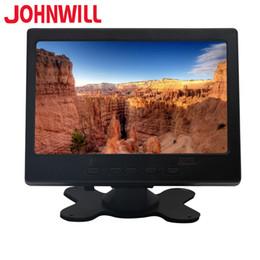 Nouveau 7 pouces Portable Écran Tactile Moniteur 1024x600 Résolution HD Affichage TFT LCD CCTV Moniteur Ordinateur VGA HDMI AV Entrée ? partir de fabricateur