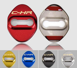 accesorios lexus Rebajas Car Styling JDM Case para Toyota CHR Corolla Rav4 Noah C-HR para Lexus Auto Accessories Car Emblem Stickers Car-Styling 4pcs