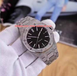 orologio da 37 millimetri Sconti 5 Style Topselling Orologio di alta qualità 37mm 41mm Offshore 15410 15410BC.GG.1224BC.01 Orologio da donna automatico meccanico di Asia Asia Mens