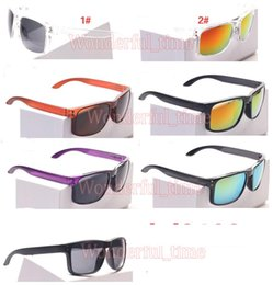 f5b21369c9 hot men square frame beach spectacles fashion driving sunglasses women  Cycling Sports Outdoor riding Sun Glasses 7 colors free shipping sport  square beach ...