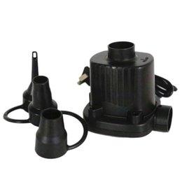 Elektrische Luftpumpe Vakuumkompressionsbeutel Elektrische Luftpumpe mit doppeltem Verwendungszweck von Fabrikanten