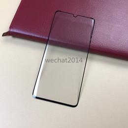 2019 3d-приложения для huawei Оптовая 650 шт. 3D Полный Клей Закаленное Стекло Дело Дружественные Для HuaWei P30 Pro Mate 20 Pro Бесплатно DHL дешево 3d-приложения для huawei