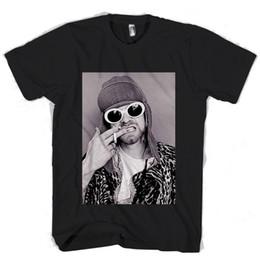 Kurt Donald Cobain Nirvana 27 T-shirt Homme / Femme Rock ? partir de fabricateur